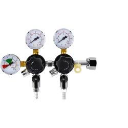Dvojni CO2 regulator