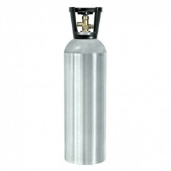 Aluminum CO2 Cylinder with...